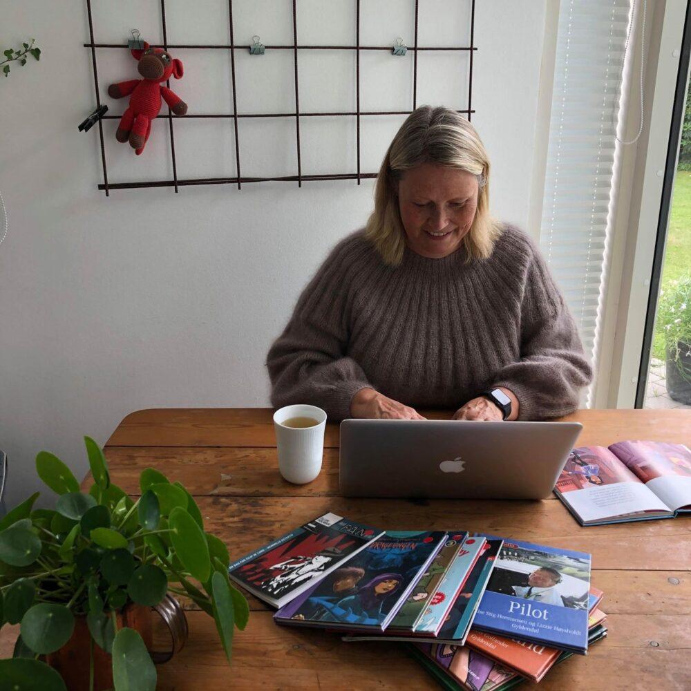 Nye Guided Writing opgaver